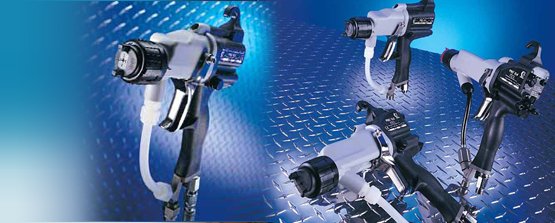 Radiance And Engineering Services : Electrostatic spray guns